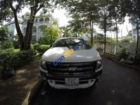 Bán Ford Ranger Wildtrak đời 2014, màu trắng số tự động