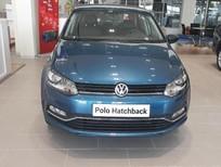 Bán ô tô Volkswagen Touareg G đời 2018, màu xanh lam, nhập khẩu