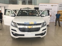 Xe Mới Chevrolet Trailblazer 2.8 AT 2018