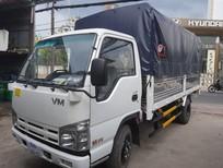 Cần bán xe tải Isuzu 3T49 hàng 3 cục giá tốt nhất, vay 80% giá trị xe