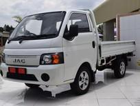 Xe tải JAC X5 tải trọng đa dạng: 990Kg / 1.25 tấn / 1.5 Tấn, mới 2019