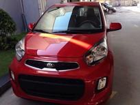 Bán xe Kia Morning màu đỏ giá tốt nhất tại Đồng Nai. Giá 290tr, ngân hàng hỗ trợ vay đến 80%