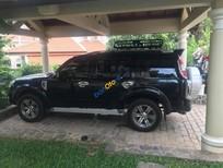 Bán Ford Everest Limited năm 2012, màu đen số tự động giá cạnh tranh