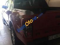 Cần bán xe Ford Ranger Wildtrak đời 2014, màu đỏ số tự động