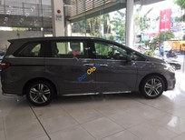 Bán Honda Odyssey 2.4 AT sản xuất 2018, màu xám, nhập khẩu nguyên chiếc
