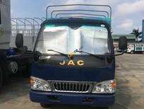 Bán xả hàng Euro 2 xe tải JAC 1.2T, máy Isuzu, bảo hành 3 năm