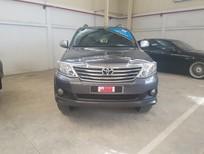 Bán Toyota Fortuner 2012 lên form 2016, xe nhiều phụ kiện + khuyến mãi thuế trước bạ
