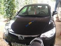 Bán xe Honda Civic 1.8 MT sản xuất 2008, màu đen