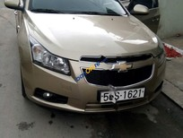 Bán Chevrolet Cruze LS 1.6 MT đời 2010, màu vàng cát