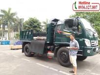 Bán xe Ben 7,6 tấn Trường Hải FORLAND FD850-4WD EURO4. Xe ben 2 cầu tải 7 tấn 6 đời 2018 giá tốt. LH - 0936.127.807