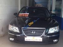 Cần bán lại xe Hyundai Sonata đời 2009, màu đen, giá tốt