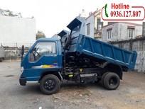 Bán Xe ben 2,5 tấn. Xe Ben Thaco FORLAND FLD250C  tải  2,5 tấn giá rẻ nhát. LH- 0936.127.807