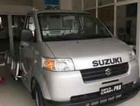 Bán Suzuki Super Carry Pro đời 2018, màu bạc, nhập khẩu nguyên chiếc, giá tốt