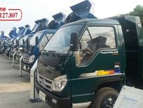 Xe tải Ben 3,5 tấn Trường Hải. Xe Ben FLD345C tải trọng 3.5 tấn giá rẻ nhất Hà Nội. LH- 0936.127.807 mua xe trả góp