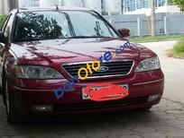 Cần bán gấp Ford Mondeo 2.5 AT 2004, màu đỏ ít sử dụng