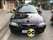 Cần bán xe Mazda 626 đời 2000 màu đen, giá 175 triệu, nhập khẩu nguyên chiếc