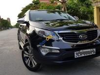 Cần bán xe Kia Sportage Limited 2.0 AT sản xuất 2011, màu đen, nhập khẩu nguyên chiếc