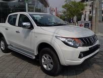 Cần bán xe Mitsubishi Triton năm 2018, màu trắng, nhập khẩu, giá tốt