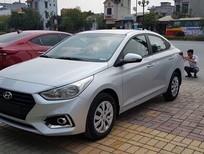 Cần bán Hyundai Accent 1.4L MT sản xuất năm 2018, màu bạc