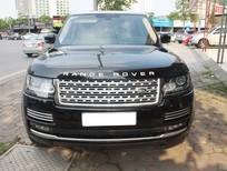 Range Rover Autobiography LWB màu đen, sản xuất 2014, ĐK lần đầu 2015