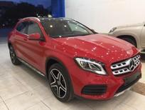 Cần bán Mercedes GLA 250 4Matic đời 2017, màu đỏ, xe nhập, chính chủ