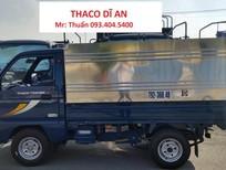Bán xe Thaco TOWNER 800 đời 2018, TL 900kg, lưu thông thành phố