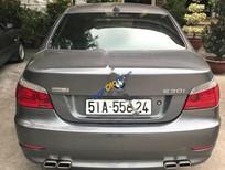 Bán BMW 5 Series 530i sản xuất năm 2008, màu xám, xe nhập, 620tr