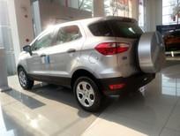 Bán Ford EcoSport đời 2018, màu bạc, giá 545tr