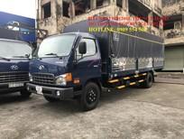 Bán xe tải Hyundai 8 tấn HD120SL, thùng 6m3, trả góp 80% giá trị xe