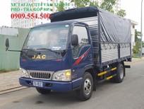 Bán gấp xe tải Jac 2.4 tấn, chỉ cần trả trước 50tr nhận xe, tặng trước bạ