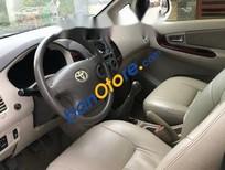 Cần bán xe Toyota Innova đời 2006, màu ghi vàng