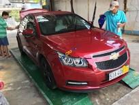 Cần bán xe Chevrolet Cruze LS năm sản xuất 2011, màu đỏ chính chủ