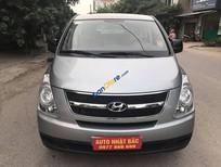 Cần bán lại xe Hyundai Starex 2015, màu bạc, nhập khẩu nguyên chiếc số sàn