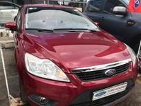 Cần bán gấp Ford Focus 1.8 AT 2012, màu đỏ, giá thương lượng, hỗ trợ ngân hàng. Hotline: 090.12678.55