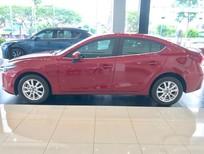 Mazda Bình Tân bán xe Mazda 3 1.5 sedan, bảo hành 5 năm, trả góp 90%. LH 0909417798