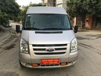 Bán xe Ford Transit tải Van, 6 chỗ, 850 kg, đời cuối 2012. Xe đẹp, không lỗi, lốp mới