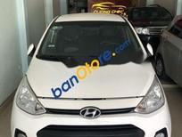 Cần bán gấp Hyundai Grand i10 MT sản xuất 2014, màu trắng, giá tốt