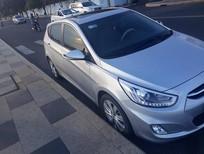Bán ô tô Hyundai Acent 1.4AT đời 2015, màu bạc, như mới, 485 triệu