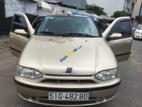 Bán Fiat Siena đời 2002, màu vàng cát