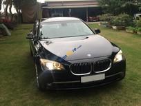 Bán xe BMW 750Li đăng ký 2016, màu đen