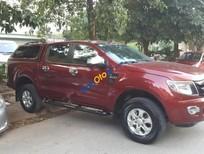 Bán Ford Ranger XLS AT sản xuất 2014, màu đỏ, xe nhập
