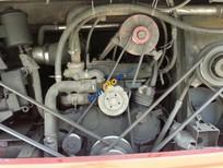 Bán xe Kinglong 35 chỗ 2007, mào đỏ trắng