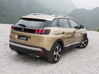 Peugeot Quảng Ninh bán ô tô Peugeot 3008 all new 2018, màu vàng