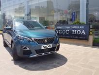 Peugeot Hải Phòng cần bán xe Peugeot 5008 All New 2018, màu xanh lam