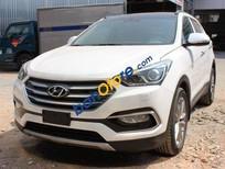 Bán xe Hyundai Santa Fe 4WD năm sản xuất 2018, màu trắng