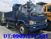 Bán xe ben Jac 7T8 HFC830D, thùng 6.5 khối