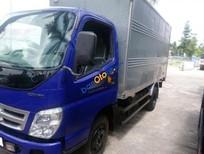 Bán xe Thaco Ollin 198 năm 2012, màu xanh lam chính chủ