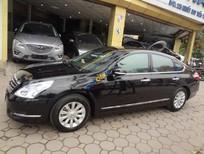 Bán ô tô Nissan Teana 2.0 CVT 2011, màu đen, nhập khẩu nguyên chiếc