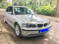 Cần bán xe BMW 3 Series GX sản xuất 2005, màu bạc