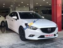 Cần bán lại xe Mazda 6 2.5 năm sản xuất 2016, màu trắng